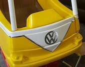 VW Decal Sticker for Cozy Coupe FREE SHIPPING