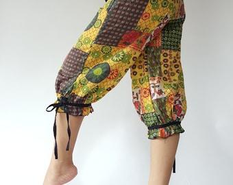 HC0292 Flora Cotton Soft Pants, Lady Pants, Light Weight Women Pants (FA005)