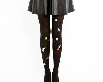 Space tights / astronaut pantyhose