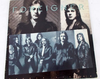Foreigner Double Vision Vinyl LP Record Album SD-19999