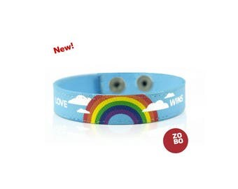 LGBT Bracelet, LGBT Pride Bracelet, Colorful Bracelet, Gay Jewelry, Gay Pride Bracelet, Love Wins, LGBT Jewelry, Pride Jewelry, Friendship