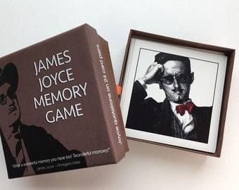 James Joyce Memory Game