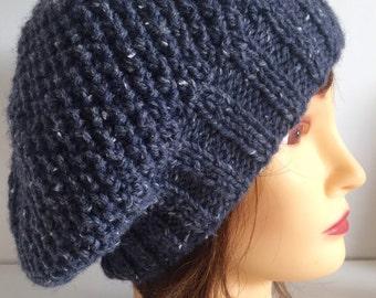 41e91aca0e6 Tweed beanie hat
