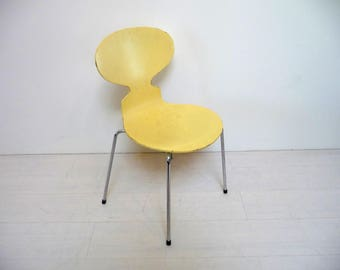 4-Leg Ant Chair by Arne Jacobsen for Fritz Hansen