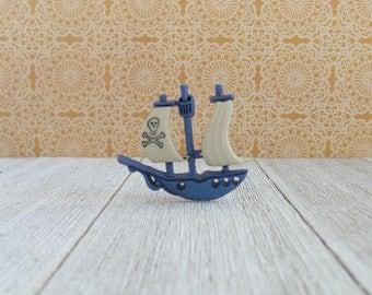 Pirate Ship - Sailboat - Ship - Lapel Pin