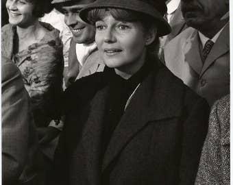 "1960s RITA HAYWORTH in ""Circus World"" Movie (1964) / Hollywood Vamp Pin Up Art Deco Actress Star Legend Gigantic Original Press Photo"