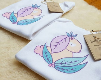 Twin Deal - Twin Set - Organic Baby Clothing Gift
