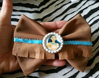 Disney's Princess hair bows