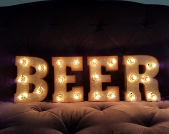 Light Up Marquee Letters And Signs For All By Marqueemarket