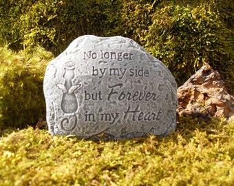 Cat Memorial Stone,Memorial Marker,Angel Cat Memorial,Pet Memorial Stone,Grave Marker