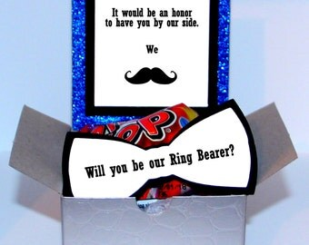 Will you be my ring bearer