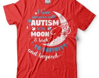 Autism Awareness T-Shirt Autism Tee Shirt