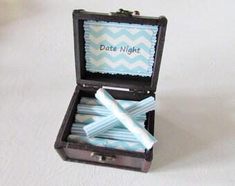 Boyfriend Birthday Gift Idea Husband Birthday Gift Boyfriend Anniversary Husband Anniversary Gift Idea Date Night Scroll Box Date Night Idea