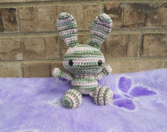Crochet Stuffed Bunny - Crochet Stuffed Toy - Stuffed Bunny - Stuffed Rabbit - Children's Toy Bunny - Baby Gift - Children's Toy Rabbit