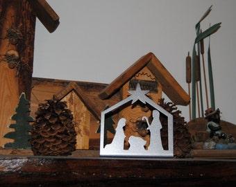 Small Classic Nativity