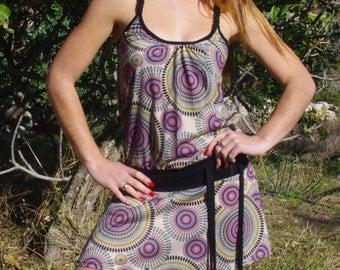 Backless Dress  Summer Dress Tunic Dress Tunic Tops Dresses For Women Boho Dress Womens Dresses Fashion Dress Ethnic Dress Hippie Dress