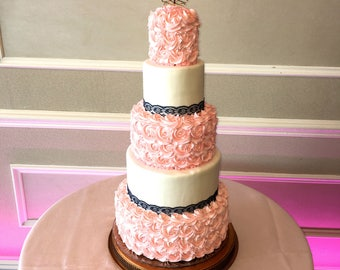 Faux Celebration Cake