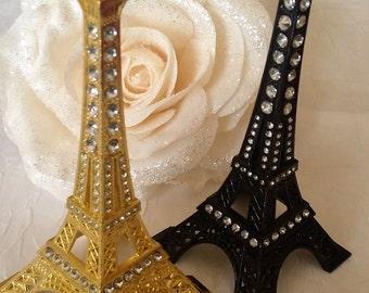 Eiffel Tower Rhinestone, Eiffel Tower Cake Topper, Paris Wedding, Parisian Birthday, Cake Decoration, Eiffel Cake Topper, Paris Baby Shower