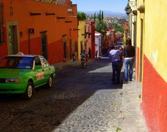 streets of Mexico