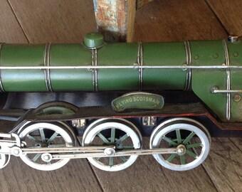 Locomotive, engine, the flying scotsman 4472