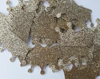 Crown, Gold Crown, Glitter Crown, Gold Confetti, Royal Baby Shower, Royal Crown, Crown, Baby Crown, Princess Crown, Baby Crown, Prince Crown