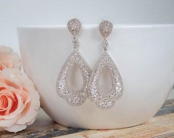 Chandelier earrings   Etsy