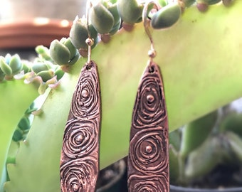 Pacinian Corpuscle Earrings *Fascinating Fascia*