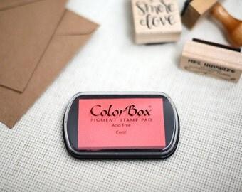 ColorBox Pigment Stamp Pad