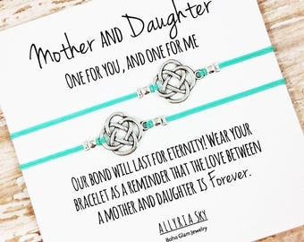 Mother to daughter gifts on wedding day wear
