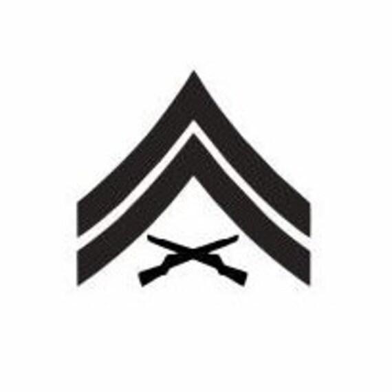 Items similar to Corporal Marine Corps: Corporal Rank, Marine ...