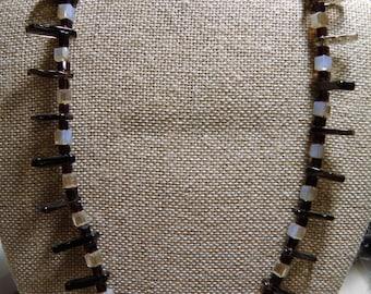 S14  Brown Crystal Set