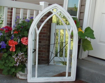 Divine Cathedral Window Mirror