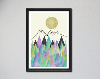 High quality Art Print