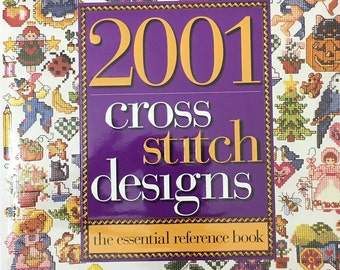 Better Homes and Gardens Country Cross-Stitch Designs The Essential Reference Book  Hardcover