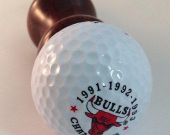 Bottle stopper Chicago Bulls Golfball GB2-16