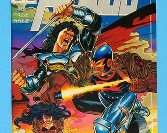 Comic Avengers #375, Marvel Comics Avengers, Vintage Avengers Comic Book, (Grade NM-) 1994, (B1)