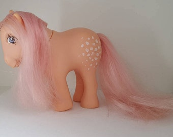 "VINTAGE My Little Pony ""COTTON CANDY"" made in Mexico"