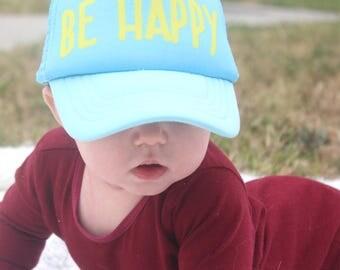baby trucker hats, kid trucker hats, baby snapbacks, kid snapbacks, beach hats, sun hats, baby shower gift, infant trucker hats, infant hats
