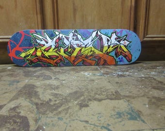 Gasp Custom Skateboard