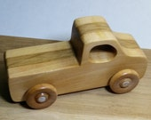 Wooden Truck,  Wooden Toy Truck, Wooden Toy Trucks, Wood Toys, Wood Truck, Toy Pickup Truck, Wooden Toys, Wooden Trucks, Reclaimed, Recycled