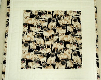 Pug Dog Blanket/Dog Blanket/Pet Blanket