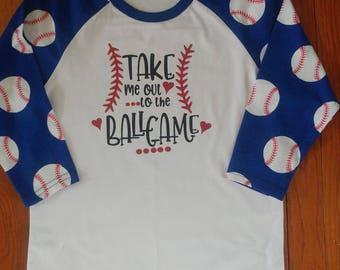 Baseball Sleeve Raglan