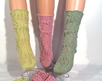 Woman's woolen  socks