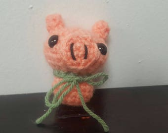 Little Crochet Pigs