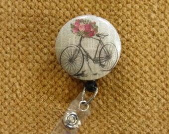 Vintage Bike Badge Reel
