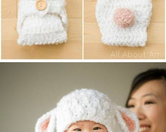 Crochet Baby (Rabbit)