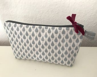 Makeup Bag cosmetic bag au Maison r drops