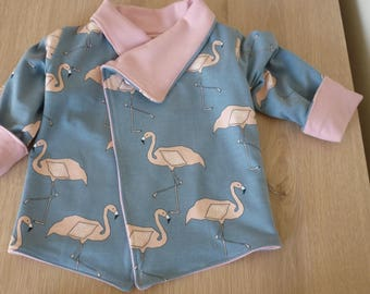 Beautiful and soft Organic Cotton Jersey baby Suit age 3 months