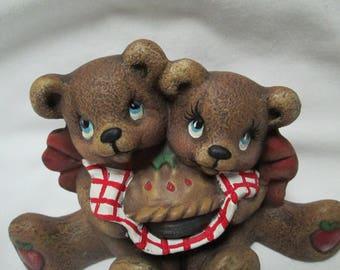 November Cuddlebear
