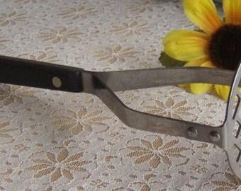 Vintage Flint Arrowhead Stainless Steel Potato Masher